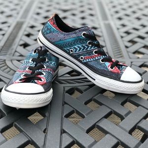 Like New Youth Converse Sneakers